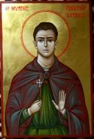 Sfantul Nou Mucenic EVGHENIE Ostasul -- Un tanar ce si-a iubit crucea si pe Hristos mai presus de propria viata!