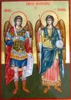 Sfintii Arhangheli Mihail si Gavriil- Vestitorii credintei, sperantei si dragostei intru Domnul Iisus Hristos!