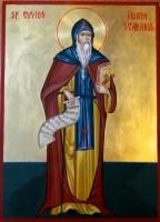Sfantul Ioan Scararul- Un sfant al rugaciunii si virtutilor!
