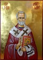 Sfantul Ierarh Nicolae al Mirelor- Parintele nostru bun si milostiv!