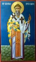 Sfantul Ierarh Spiridon al Trimitundei- Marele facator de minuni si aparator al familiei crestine!