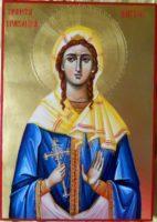 Sfanta Mucenita FOTINI- Samarineanca, cea aducatoare de lumina , credinta si bucurie!