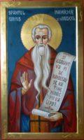 Sfantul Cuvios Ioanichie de la Muscel- - Sfantul aducator de bucurie duhovniceasca!