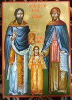 SFINTII RAFAIL, NICOLAE si IRINA- Printre martirii ultimului secol, mari facatori de minuni!
