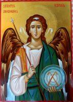 SFANTUL ARHANGHEL RAFAIL_ Pazitorul cununiilor si al familiilor, vindecator al sufletelor!