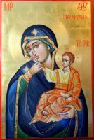 Maica Domnului Mangaietoarea( Paramithya) - Alinatoarea si ocrotitoarea sufletelor noastre!