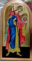 Sfintii Arhangheli Mihail si Gavriil- Usile Diaconesti- Biserica Borovinesti jud Arges