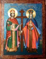 SFINTII IMPARATI CONSTANTIN SI ELENA- Cei intocmai cu apostolii!