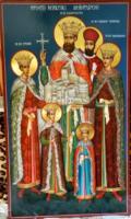 Sfintii Martiri Brancoveni,Constantin Brancoveanu cu cei patru fii si sfetnicul Ianache!