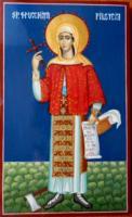 Sfanta Mucenita Filoteia de la Curtea de Arges!- Ocrotitoarea copiilor, a orfanilor, si al sufletelor curate si milostive!