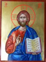 Domnul Nostru Iisus Hristos- Lumina sufletelor noastre, atat pe pamant cat si in cer!