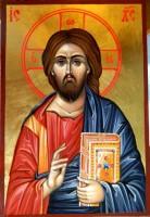 ICOANA DIN CAMERA COPILULUI TAU-  Aduce binecuvantarea Sfantului ocrotitor asupra lui!