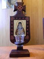 Candela Sfantului Ierarh Nectarie- Jerfa credintei si  a dragostei noastre, catre Sfantul vindecator al sufletelor noastre!