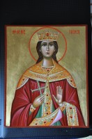 Sfanta Mare Mucenita Irina- Un apostol al Lui Hristos, in trup de fecioara!