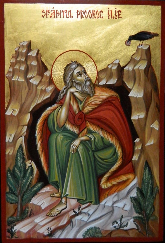 Sfantul Prooroc Ilie- Un exemplu de tarie a credintei!