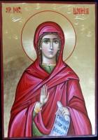 Sfanta Mucenita Daria- Mult iubita de fetitele ce ii poarta numele!