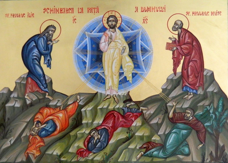 SCHIMBAREA LA FATA A DOMNULUI HRISTOS-  Praznicul imparatesc ce ne umple sufletele de lumina Duhului Sfant!