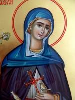 Sfanta Teodora de la Sihla- Darul Lui Dumnezeu pentru crestinii romani, ajutatoare  a sufletelor ce cauta iubirea desavarsita!