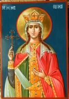 Sfanta Mucenita Irina cea mult patimitoare pentru credinta in Hristos!