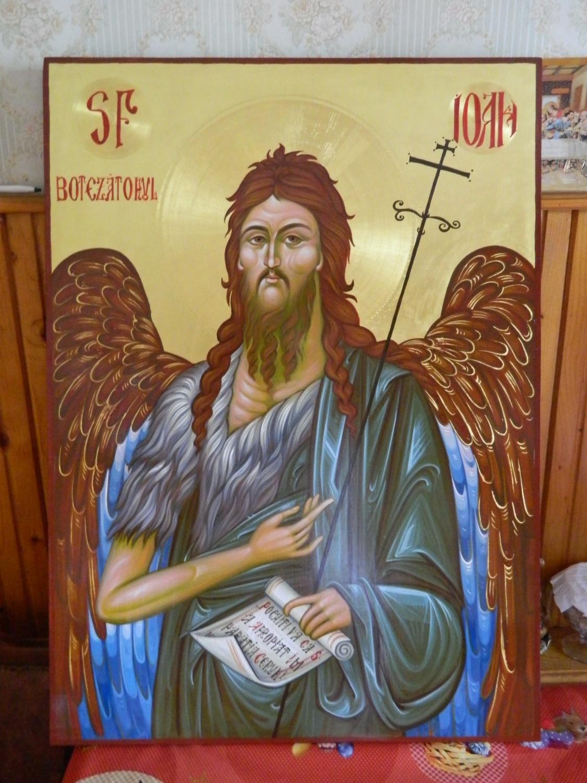 Sfantul IOAN, Botezatorul si Inaintemergatorul Domnului- INGER IN TRUP!