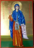 Sfanta Cuvioasa Parascheva de la Iasi- Ocrotitoarea sufletelor curate si milostive!