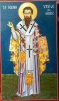SFANTUL IERARH VASILE CEL MARE-  Mare invatator al credintei crestine, si pilda de milostenie crestineasca!