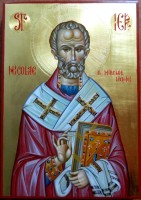 Sfantul Ierarh Nicolae al Mirelor- Chipul desavarsit al bunatatii si milostivirii!