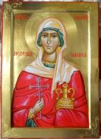 Sfanta Anastasia Romana- Sfanta vindecatoare de otravuri si boli grave!
