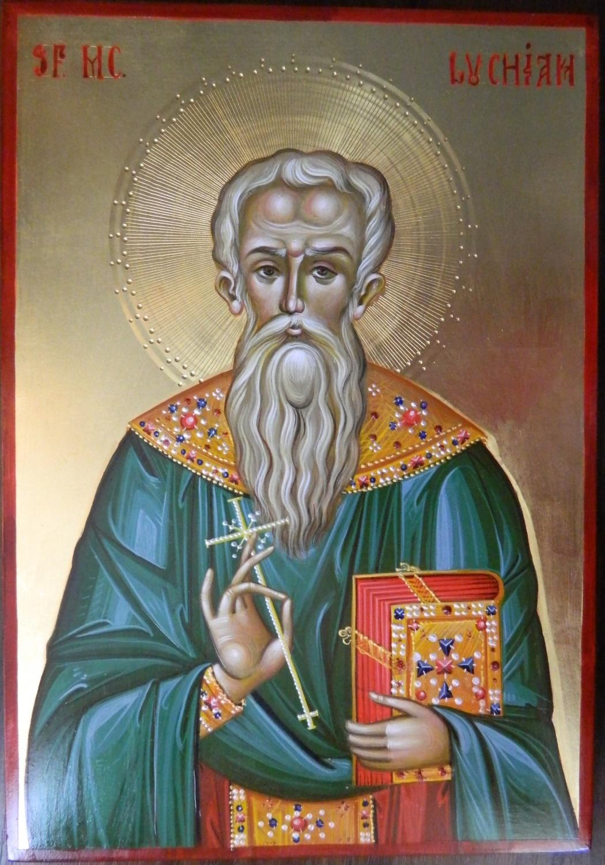 Sfantul Mucenic Luchian Preotul- Ocrotitorul sfintilor slujitori ai Domnului Hristos!