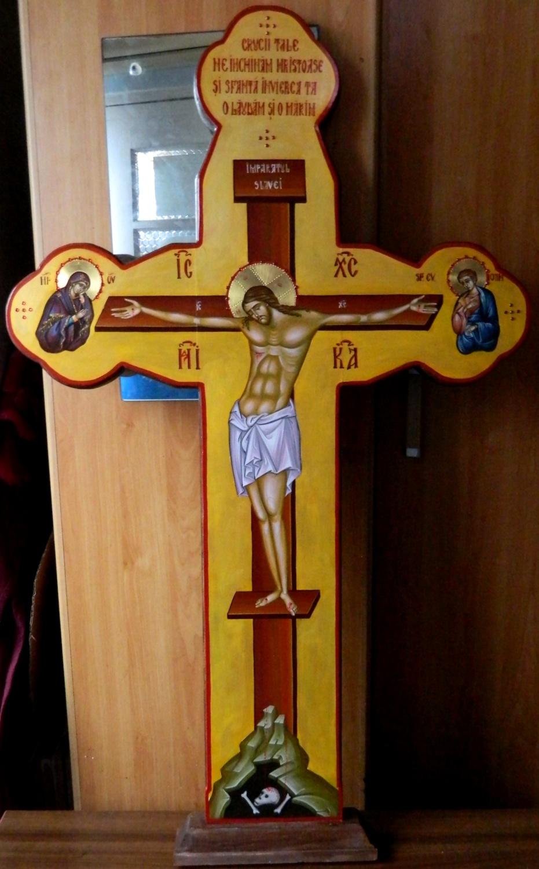 Sfanta Cruce - Varful Golgotei si singura poarta de intrare in Imparatia Cerurilor!