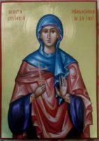 Sfanta  Cuvioasa Parascheva- Cea mult milostiva si grabnic ajutatoare!