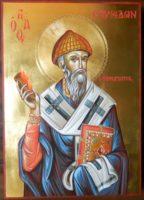 Sfantul Ierarh Spiridon - Grabnic ajutator si mare factor de minuni!- Sfantul Calator!