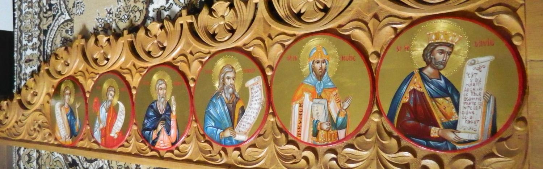 Sfintii Prooroci- Vestitorii cuvantului Lui Dumnezeu!