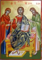 DEISIS- Icoana rugaciunii, ocrotitoarea celor aflati in primejdii!
