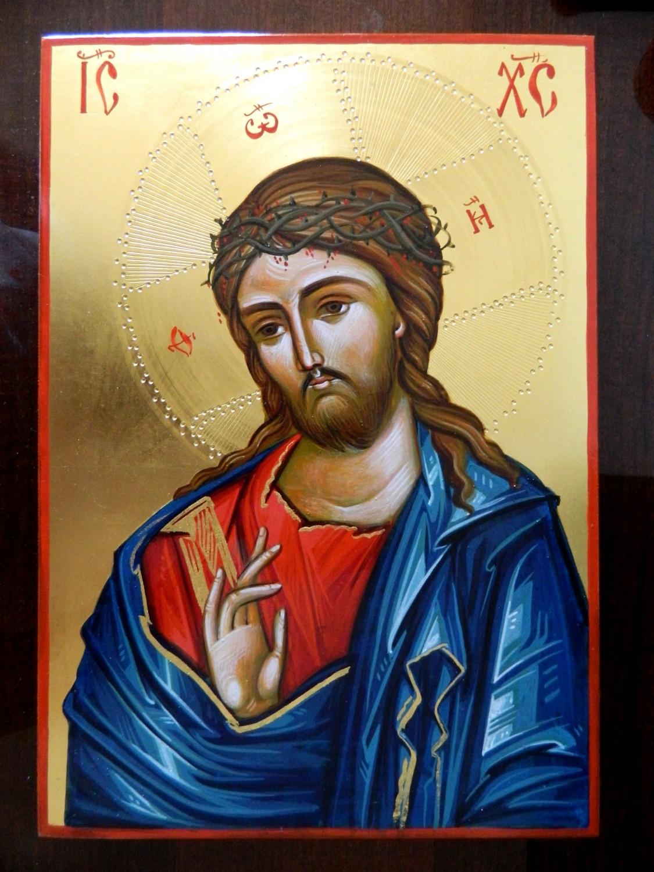 Iisus Hristos al Patimilor- Icoana celor ce se sfintesc prin suferinta!