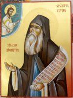 Sfantul Siluan Athonitul ( Saint Demetrios Siluan Athonit)- Smerenia si rugaciunea, calea spre sfintirea omului!