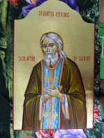 Sfantul Cuvios Serafim de Sarov-Ocrotitorul celor ce cauta bogatia Duhului Sfant!( Saint Seraphim of Sarov-The guardian of those who search the richness of the Holy Spirit!)