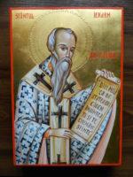 Sfantul Ierarh Alexandru- Ocrotitorul celor statornici in credinta!- Saint Hierachle Alexander- The protector of  those standing in faith!