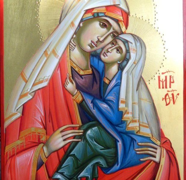Sfanta si Dreapta Ana si Maica Domnului- Ocrotitoarele mamelor crestine!