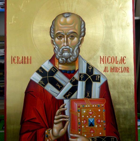 Sfantul Ierarh Nicolae- Vindecator si pazitor al crestinilor!