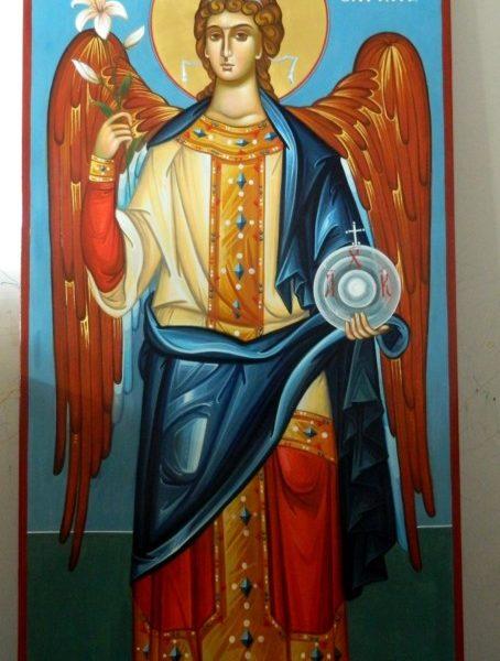 Sfintii Arhangheli Mihail si Gavriil- Cei doi mari pazitori ai sufletelor noastre!