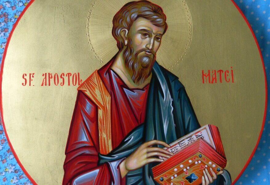 Sfintii Apostoli ai lui Hristos!- Cei patru evanghelisti Matei , Marcu , Luca si Ioan!