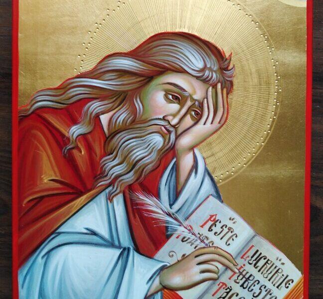 Sfantul Cuvios Isaac Sirul-Ocrotitorul celor ce potesc si se nevoiesc in aceasta viata pentru Dumnezeu!