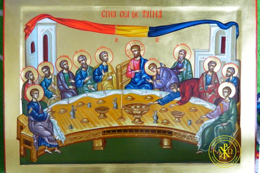Cina cea de Taina- Prefigurarea comuniunii in Hristos la Cina Imparatului!- TAINA SI ESENTA SFINTEI LITURGHI