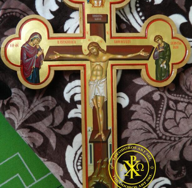 Rastignirea Domnului- CRUCEA PENTRU ALTAR- Taina vietii in Hristos!