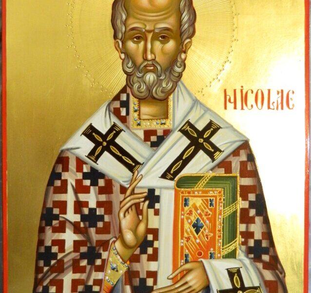 Sfantul Ierarh Nicolae al Mirelor!- Icoana sufletelor de copil