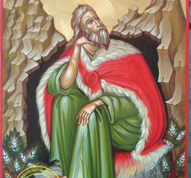 Sfantul Prooroc Ilie Tesviteanul- Sfantul Ilie, desi un prooroc al vechiului Testament este si acum prezent in constiinta crestinilor !