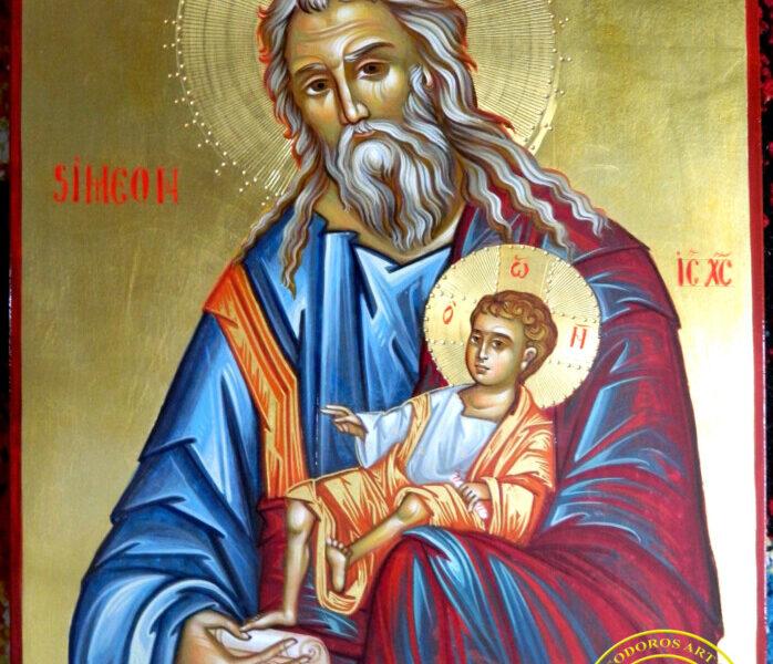 Sfantul si Dreptul Simeon ocrotitorul celor ce il doresc si il asteapta pe Hristos!