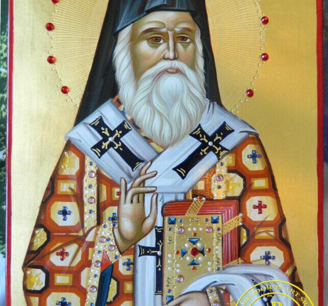 Sfantul Ierarh Nectarie din Eghina- Balsamul sufletelor crestine iubitoare de Dumnezeu si impovarate de grijile vietii!