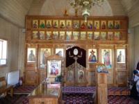 Biserica Sfantul Vasile cel Mare- Catapeteasma bisericii dupa 4 ani de la sfintire!